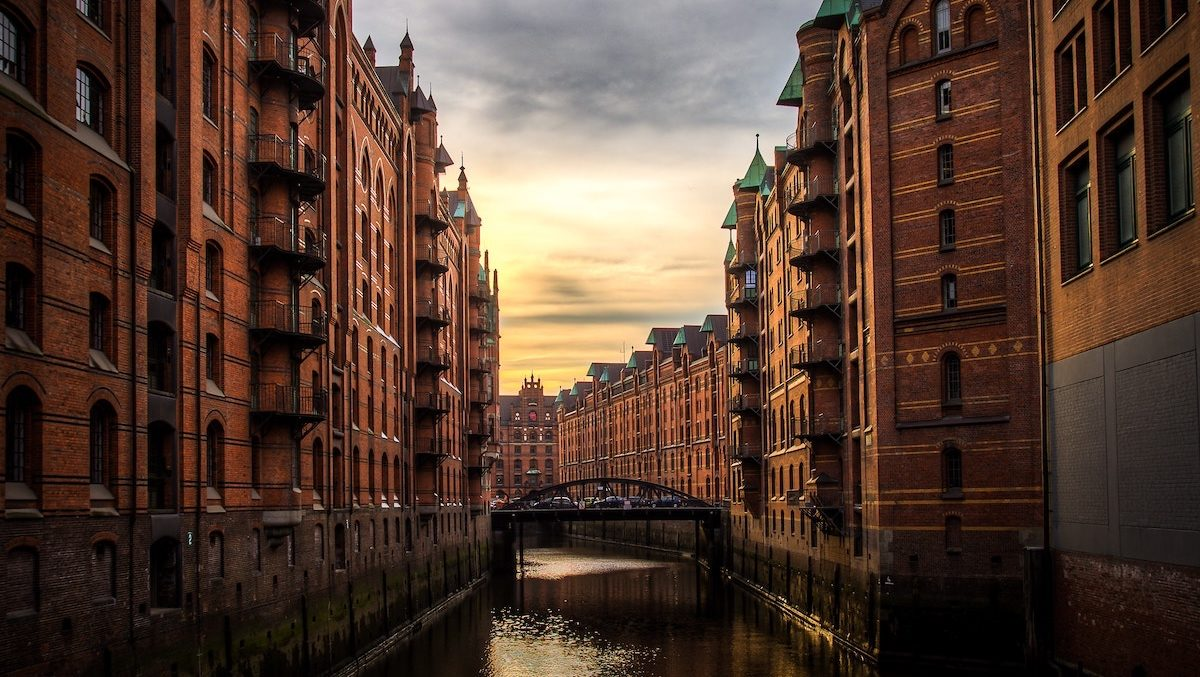 next media makers in Hamburg (Speicherstadt)