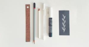 Werkzeuge für Schreiberlinge